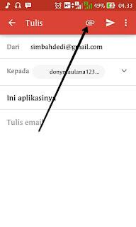Mengirim Aplikasi / Game Android