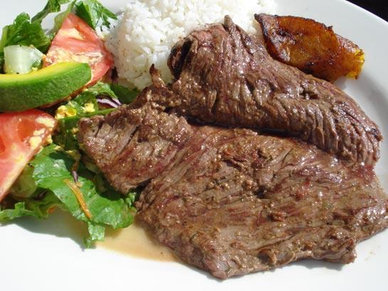 platos carne