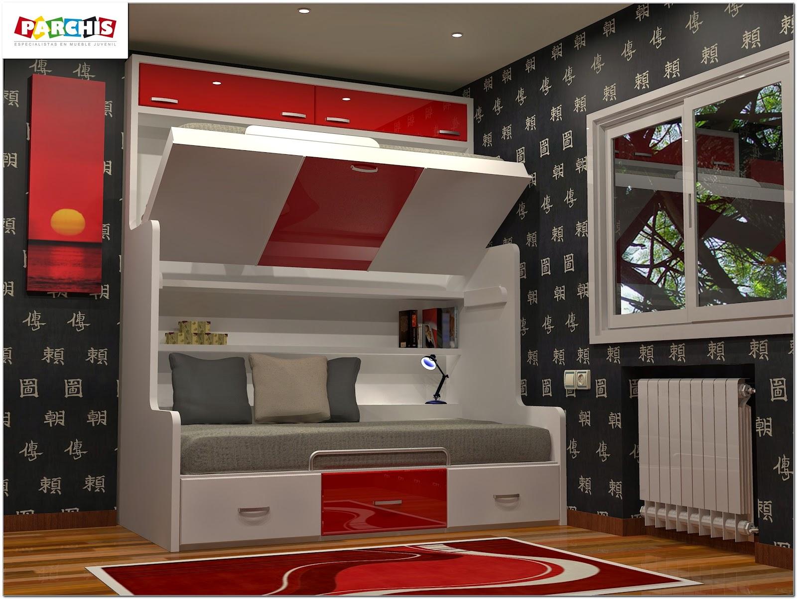 Muebles juveniles dormitorios infantiles y habitaciones for Muebles juveniles baratos