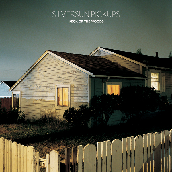 Silversun Pickups Album Neck of the Woods Doesn't Lack Any of the Passion of What Made Fans Love Them in The First Place. Bloody Mary.