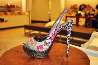 Christian Louboutin Trash slingbacks