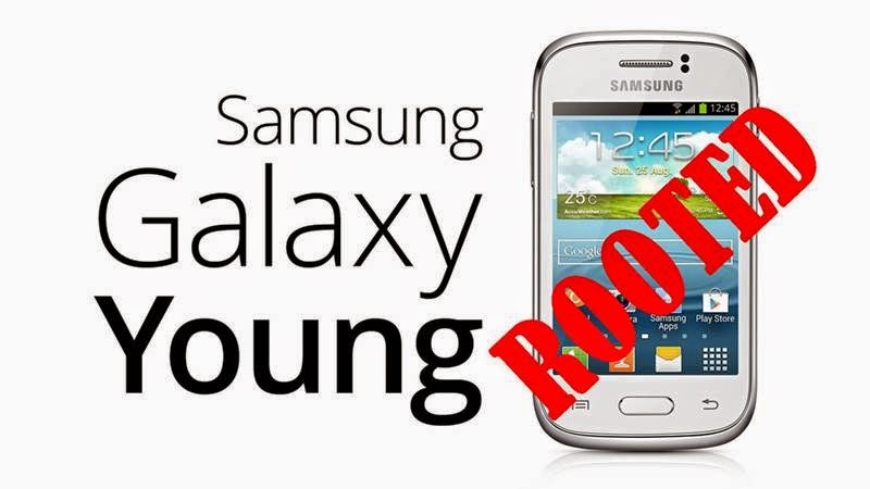 Cara Root Samsung Galaxy Young GT S6310 Jelly Bean