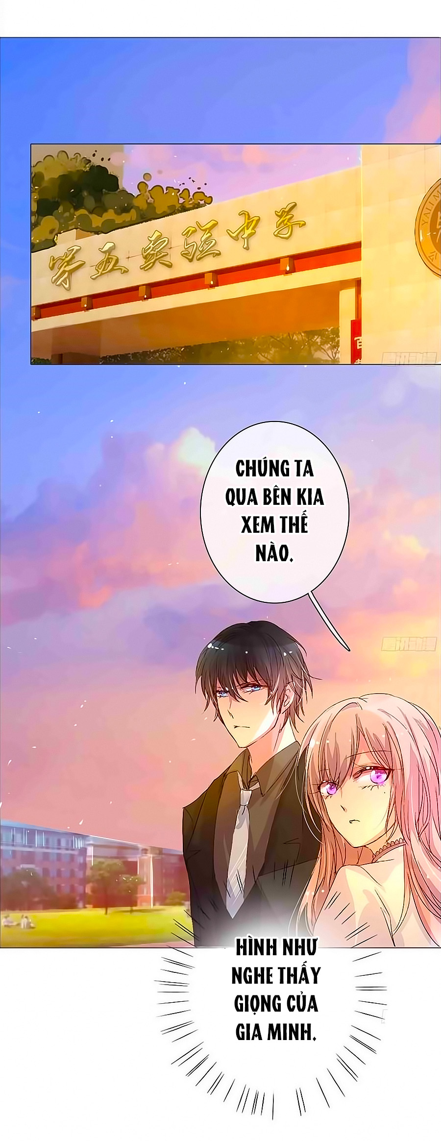 Hào Môn Tiểu Lãn Thê - Chap 30