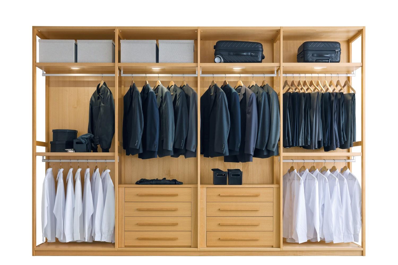 Seaseight design blog mad about l 39 armadio che non e 39 una cabina armadio ma sembra una - Cassettiere per cabine armadio ...