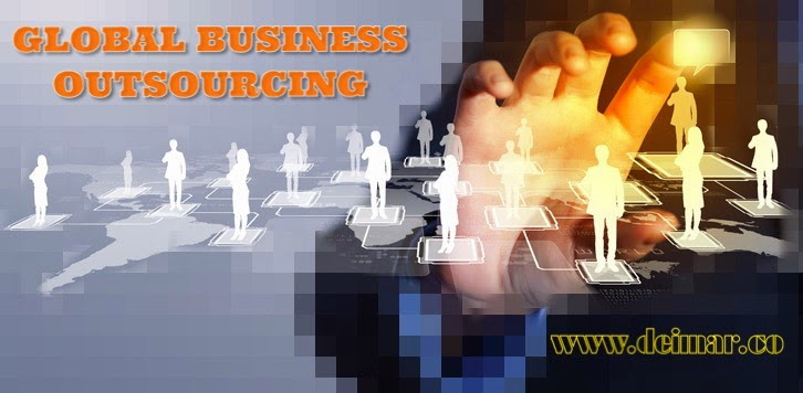 Global Business Outsourcing (Infographic)