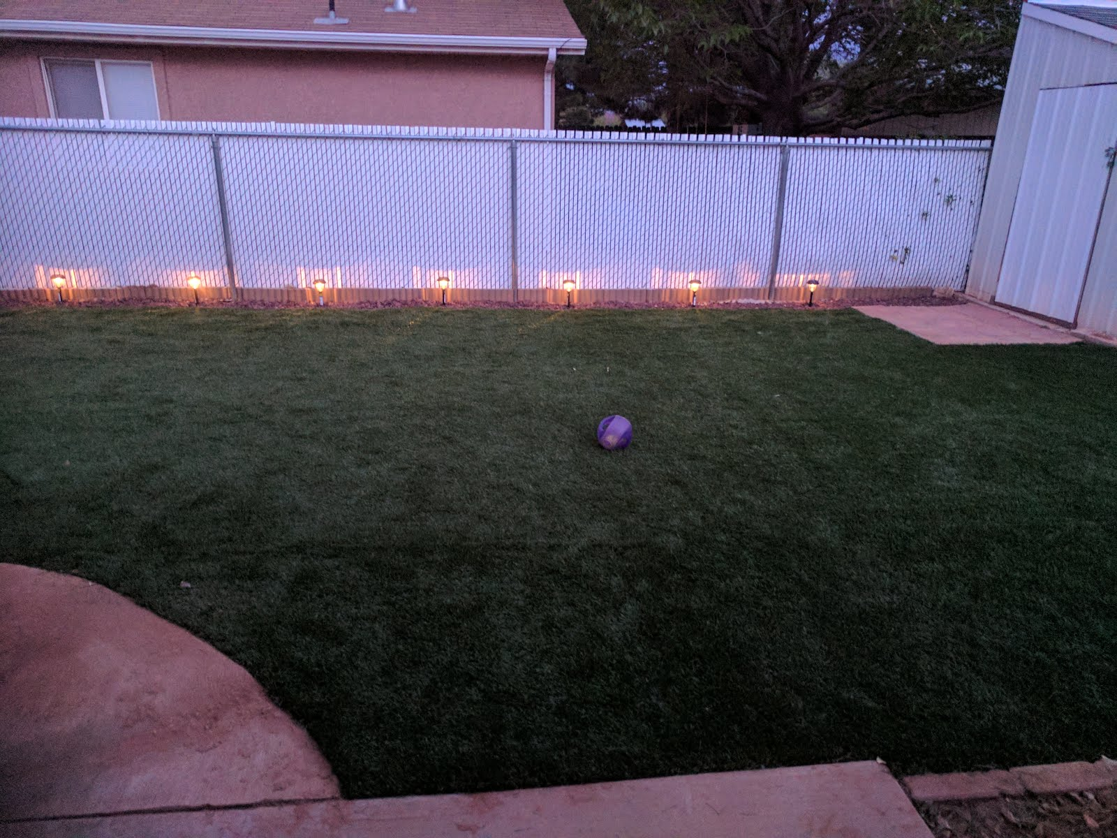 artificial synthetic grass installation in salt lake city
