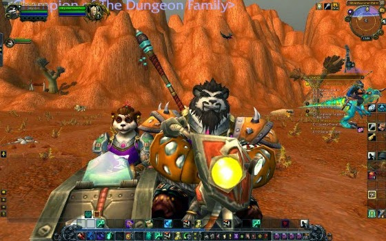 World of Warcraft Pandaren