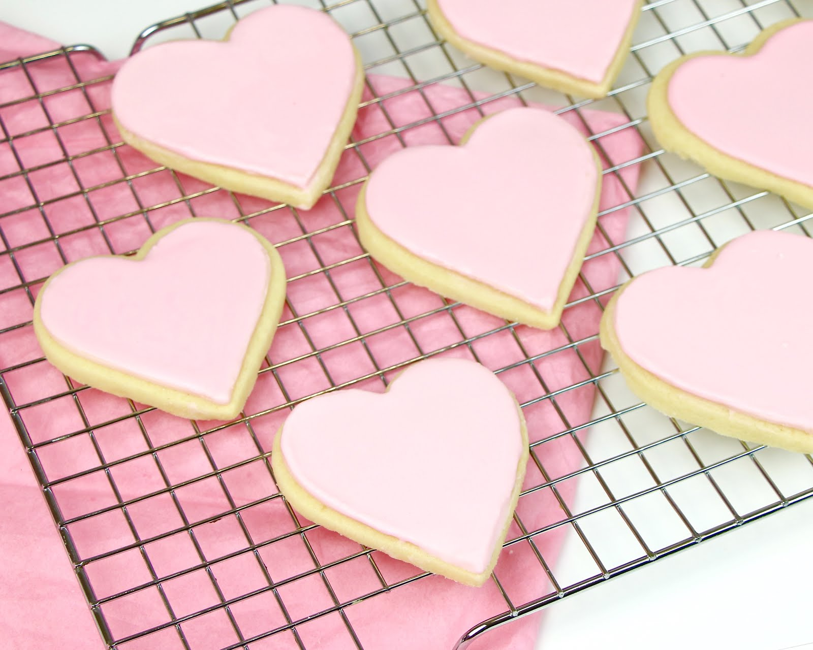 Video The Best Cut Out Sugar Cookies Easy Hard Drying Decorating