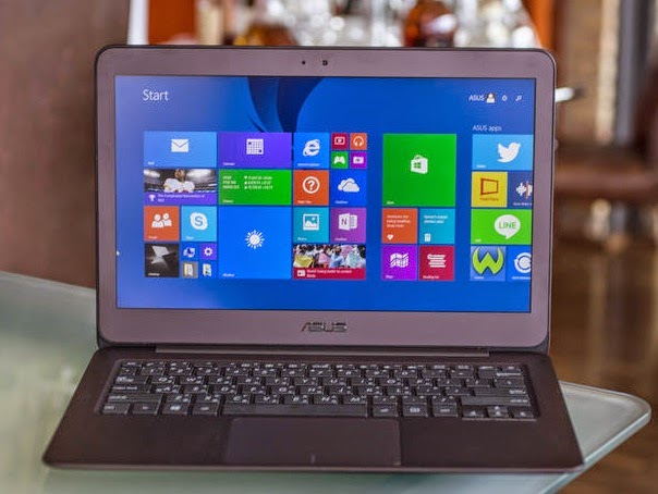 Spesifikasi Asus Zenbook UX305
