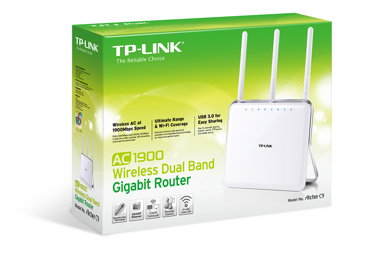 TP-LINK Archer C9 AC 1900 Firmware Download Windows, Linux ...