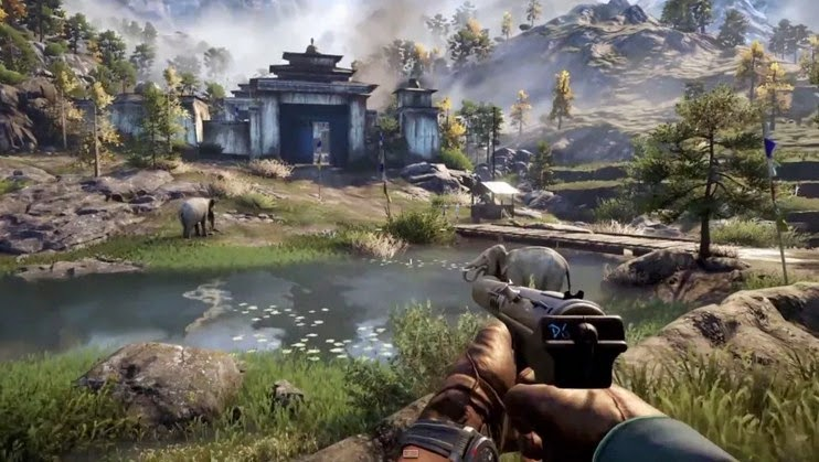 Reviews, Screenshot Dan Video Trailer Game Far Cry 4