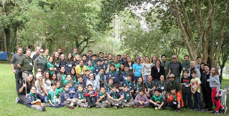 Grupo Escoteiro Princesa dos Campos