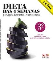 3º Livro - A Semana em que o corpo já se se está a habituar à dieta
