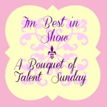alr=&quot;Bouquet of Talent Linky Party Features  crafts recipes&quot;