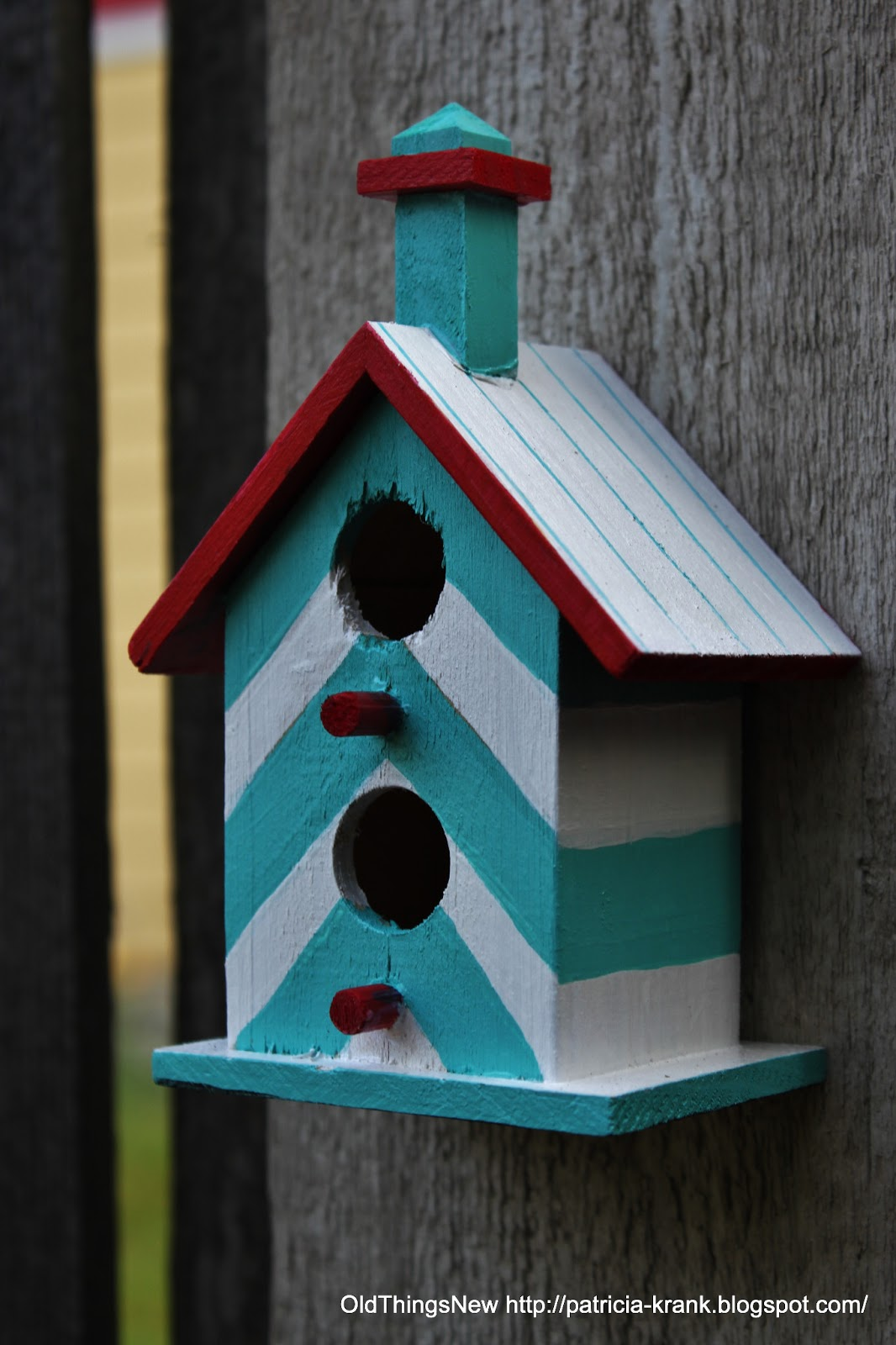 Whimsical Birdy Condos – Old Things New on