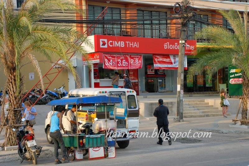 Thailand  Krabi  Pasar Malam Muslim
