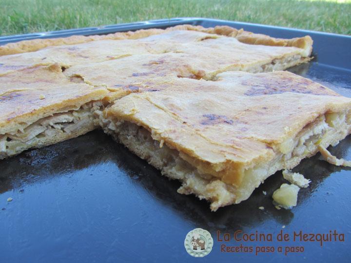 Empanada De Solomillo De Cerdo La Cocina De Mezquita