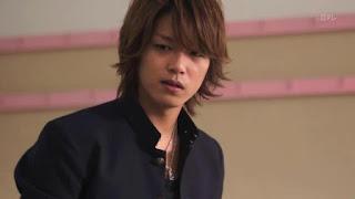 Takaki yuya sebagai Ogata Yamoto