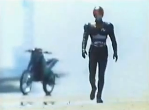Masked Rider Black Tagalized and Dubbed Tokusatsu Series During the 90's in the Philippines Intercontinental Broadcasting Company