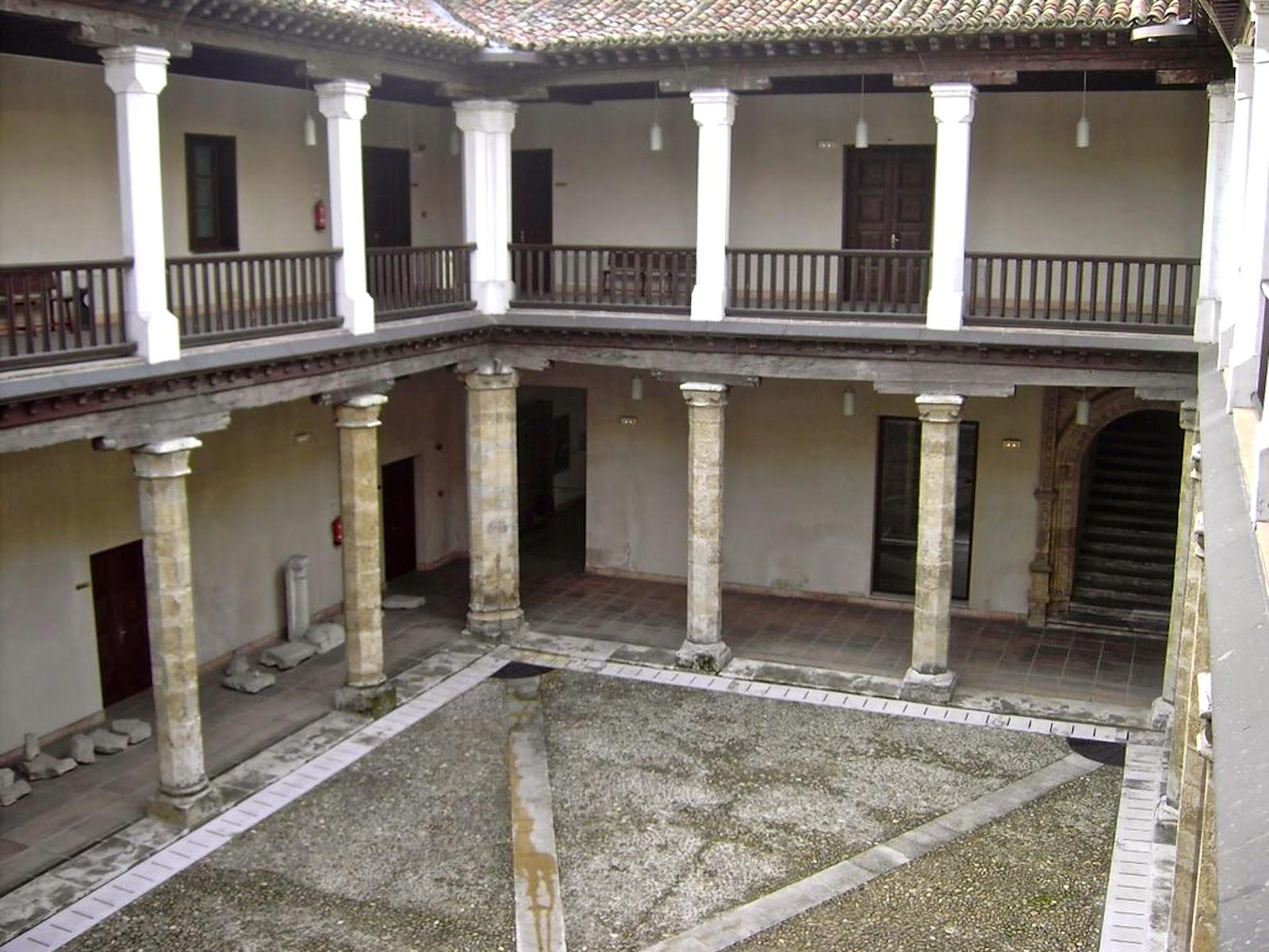 Buscando montsalvatge valladolid palacio de los vivero for Viveros valladolid