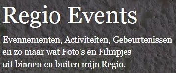 Regio-Events Home