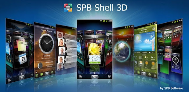SPB Shell 3D.apk android app free download for android 2.1,2.2,2.3 and later version
