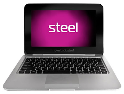 RoverBook Steel