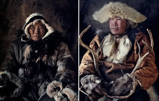 Chukchi people, Rusia