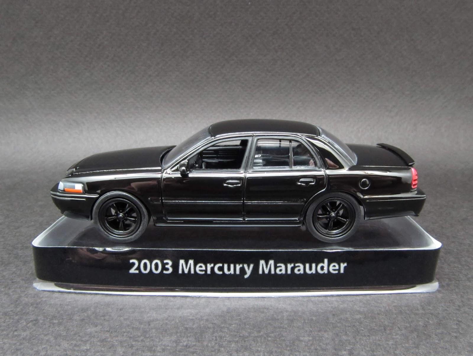 diecast hobbist  2003 mercury marauder