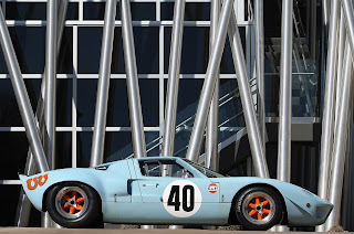 Pair of rare Ford GT40s up for grabs in RM's Monterey auction