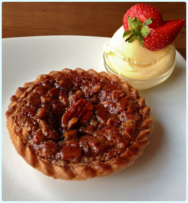 Whim Wham Cafe, Manchester - Pecan Pie