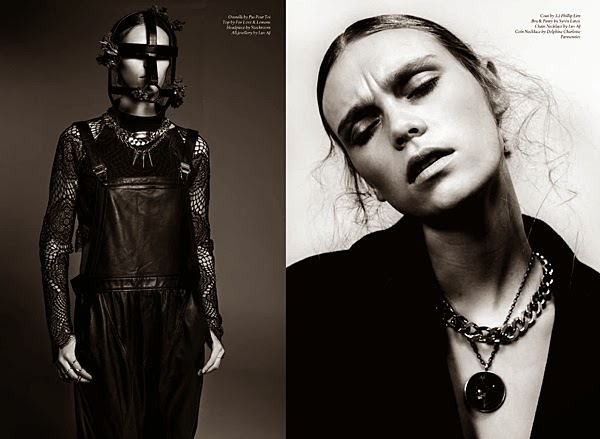 Caitlin Holleran - Cast Images - Skin Magazine - Mario Kroes