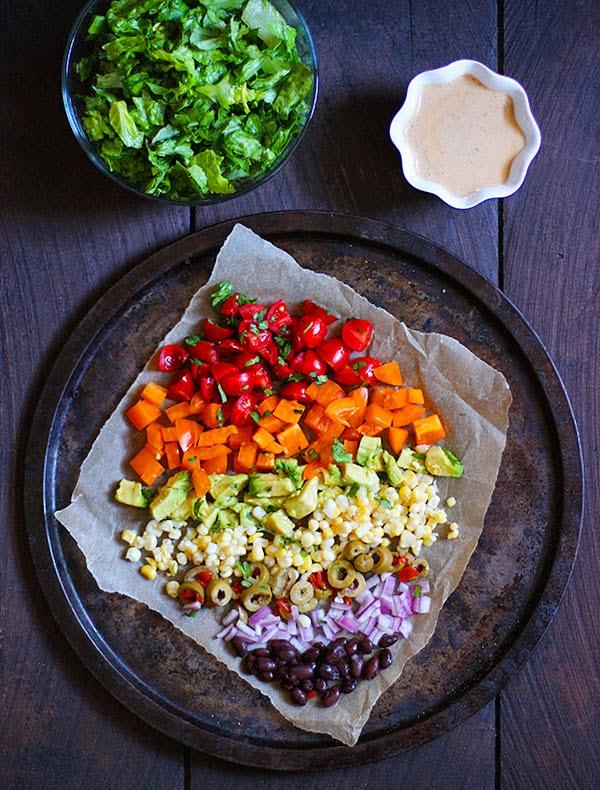 Салат из сладкой кукурузы рецепт