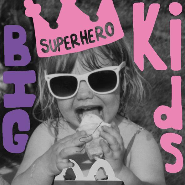 BIGkids Superhero