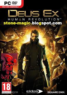 Deus Ex Mankind Divided 3DM Crack