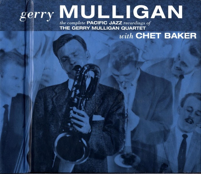 Home Of Jazz The Gerry Mulligan Quartet With Chet Baker
