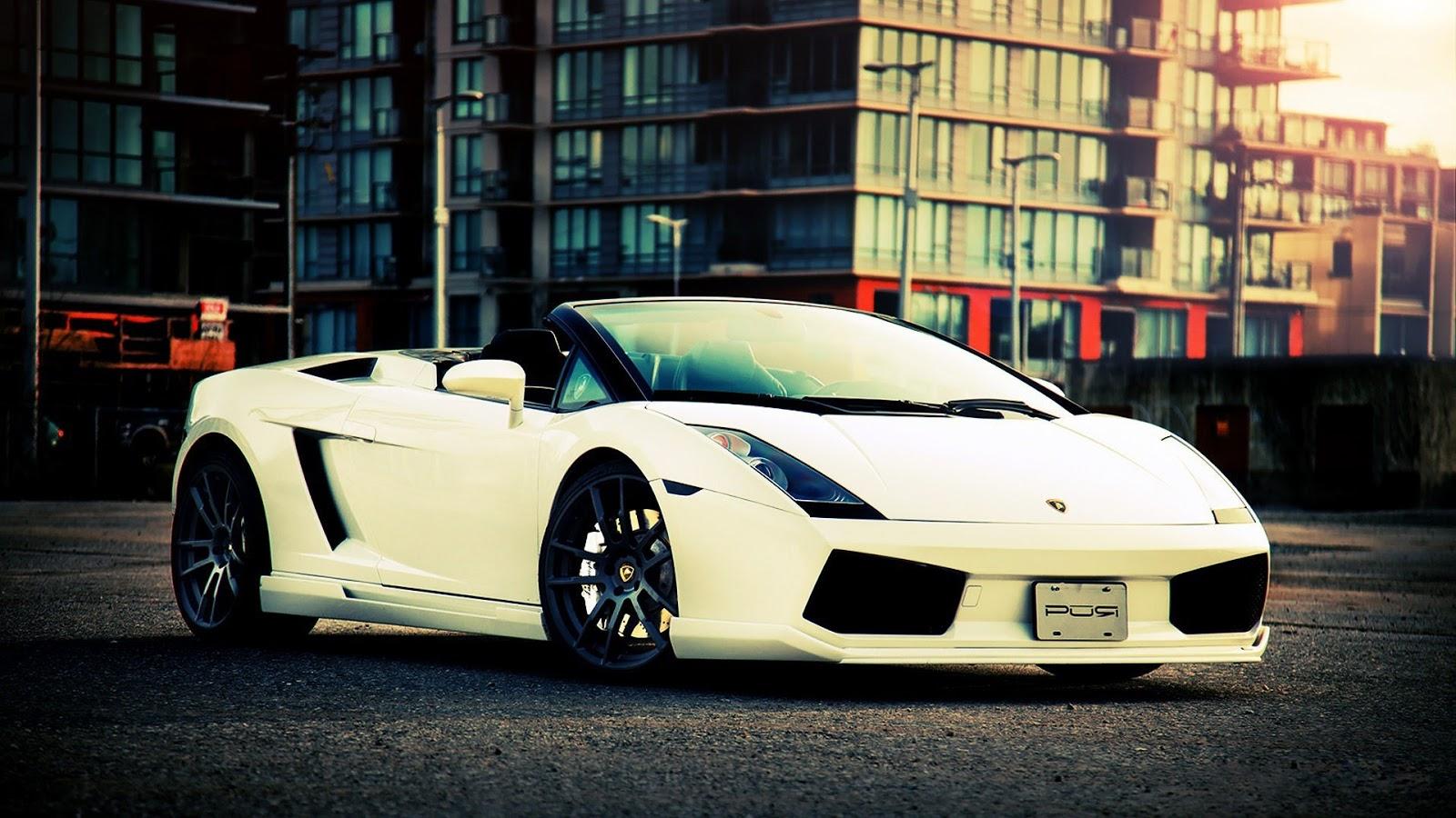 Lamborghini Awesome Car HD Wallpaper