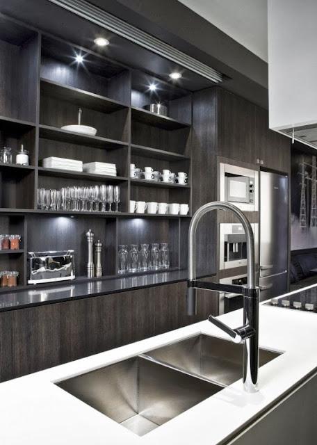 Desain Dapur Maskulin 8