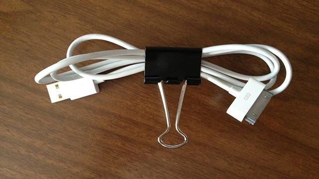 10 ideias geniais para reutilizar prendedores de papel