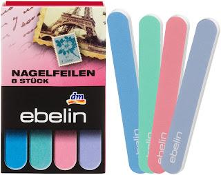 Feilprofi: ebelin Mini-Nagelfeilen - www.annitschkasblog.de