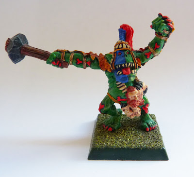 Savage Orc Big Boss