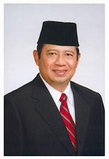 Biodata Presiden SBY