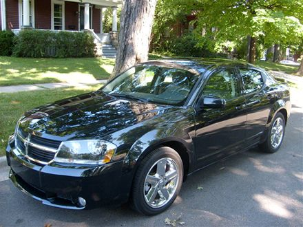Car Overview: 2013 Dodge Avenger R/T