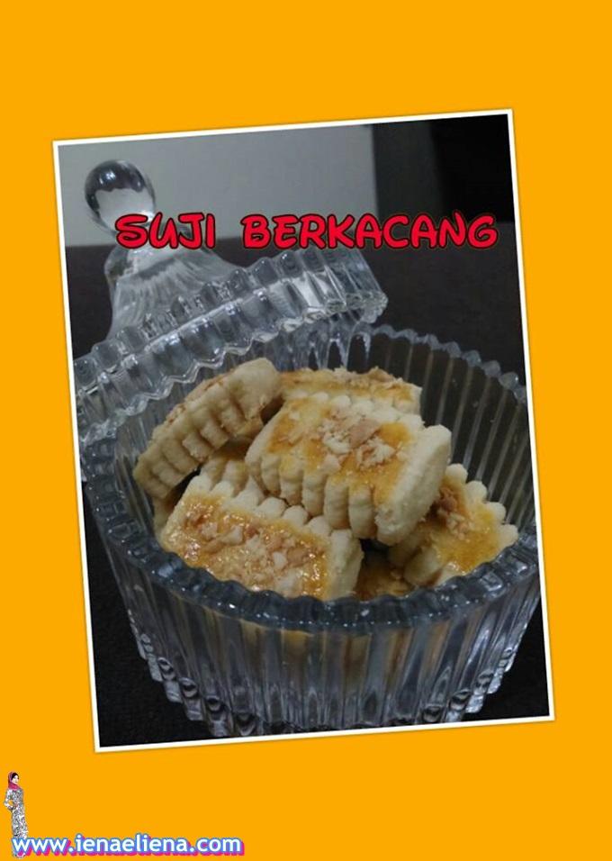 Homemade Suji Berkacang