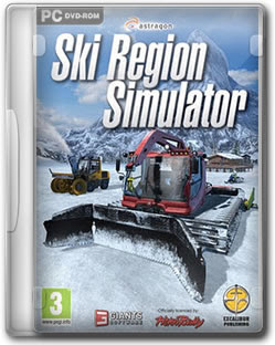 dvd312 Ski Region Simulator 2012  PC + Crack