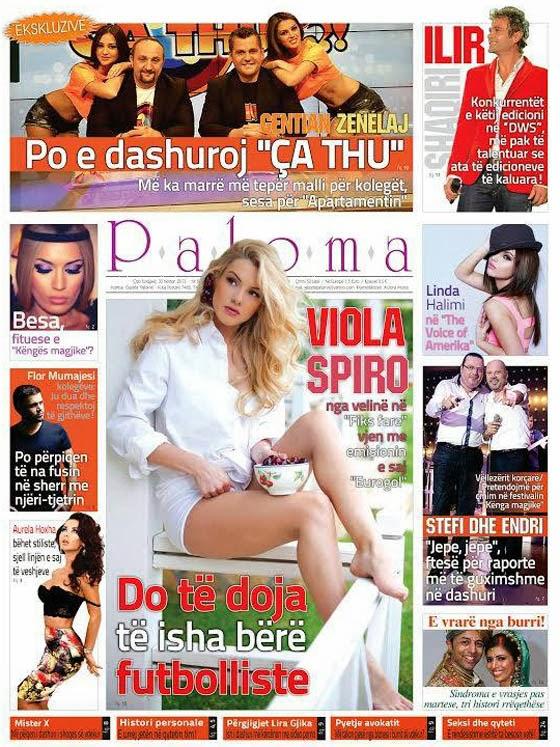 "Revista ""Paloma"" - 30 Nentor 2013"