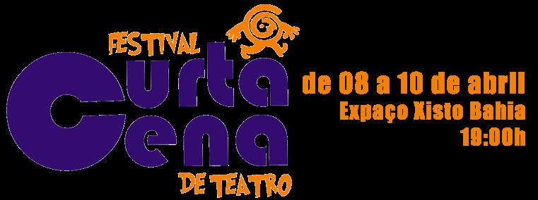 III FESTIVAL CURTA CENA DE TEATRO