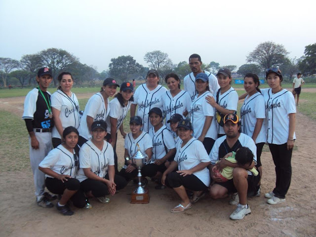 Nacional de Softbol Mayores Damas 2011