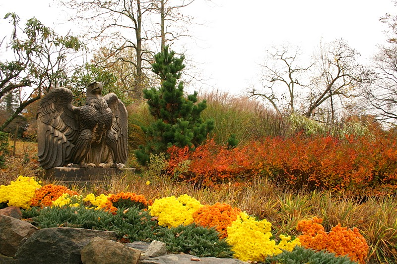 Fall at the NJ Botanical Gardens