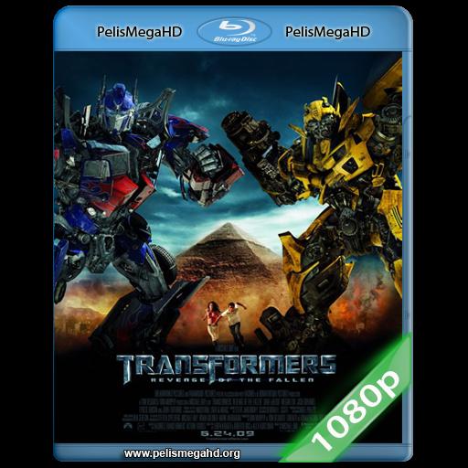 TRANSFORMERS 2: LA VENGANZA DE LOS CAÍDOS (2009) FULL 1080P HD MKV ESPAÑOL LATINO